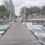 Goodbye Dinner Key, goodbye dinghy dock