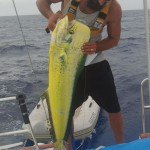 Mahi Mahi, big guy!