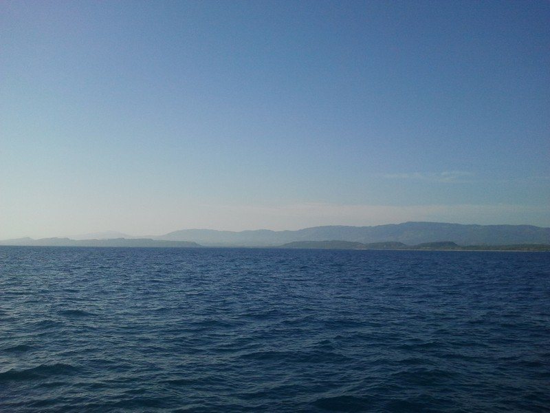 Arriving to Punta Rucia