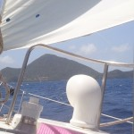 Approaching-Les-Saintes-Pain-de-Sucre