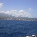 Making-our-approach-to-Basse-Terre-Guadeloupe