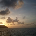 Sunset-in-Eustatia-Sound