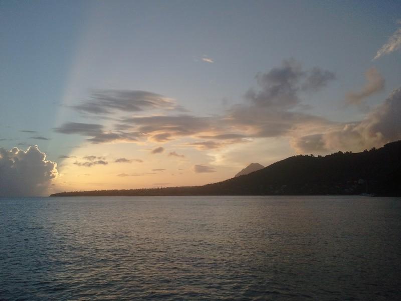 Labordie-sunset