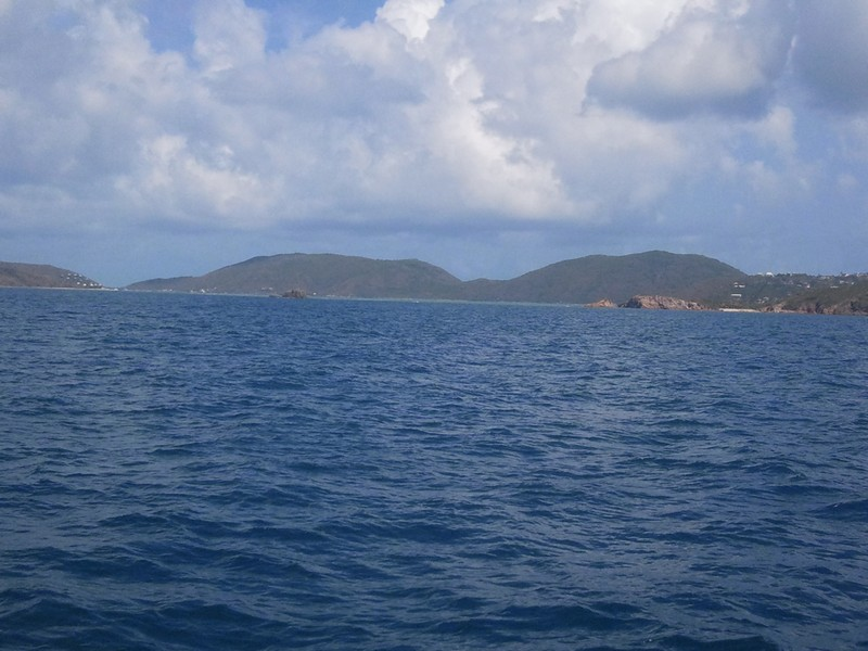 Approaching-our-anchorage-in-Eustatia-sound