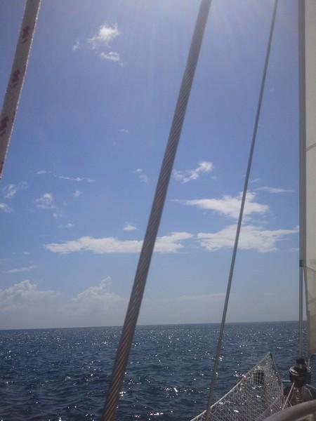 Sailing-south