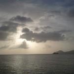 Nevis-Sunset