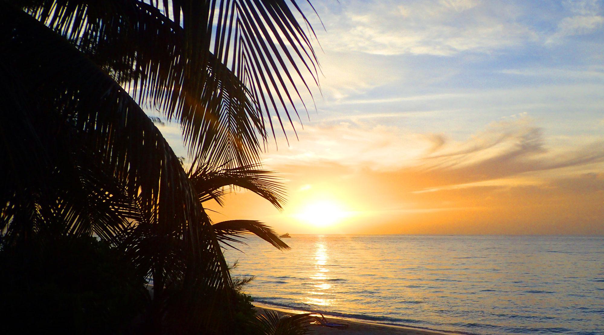 Bahamas-sunset