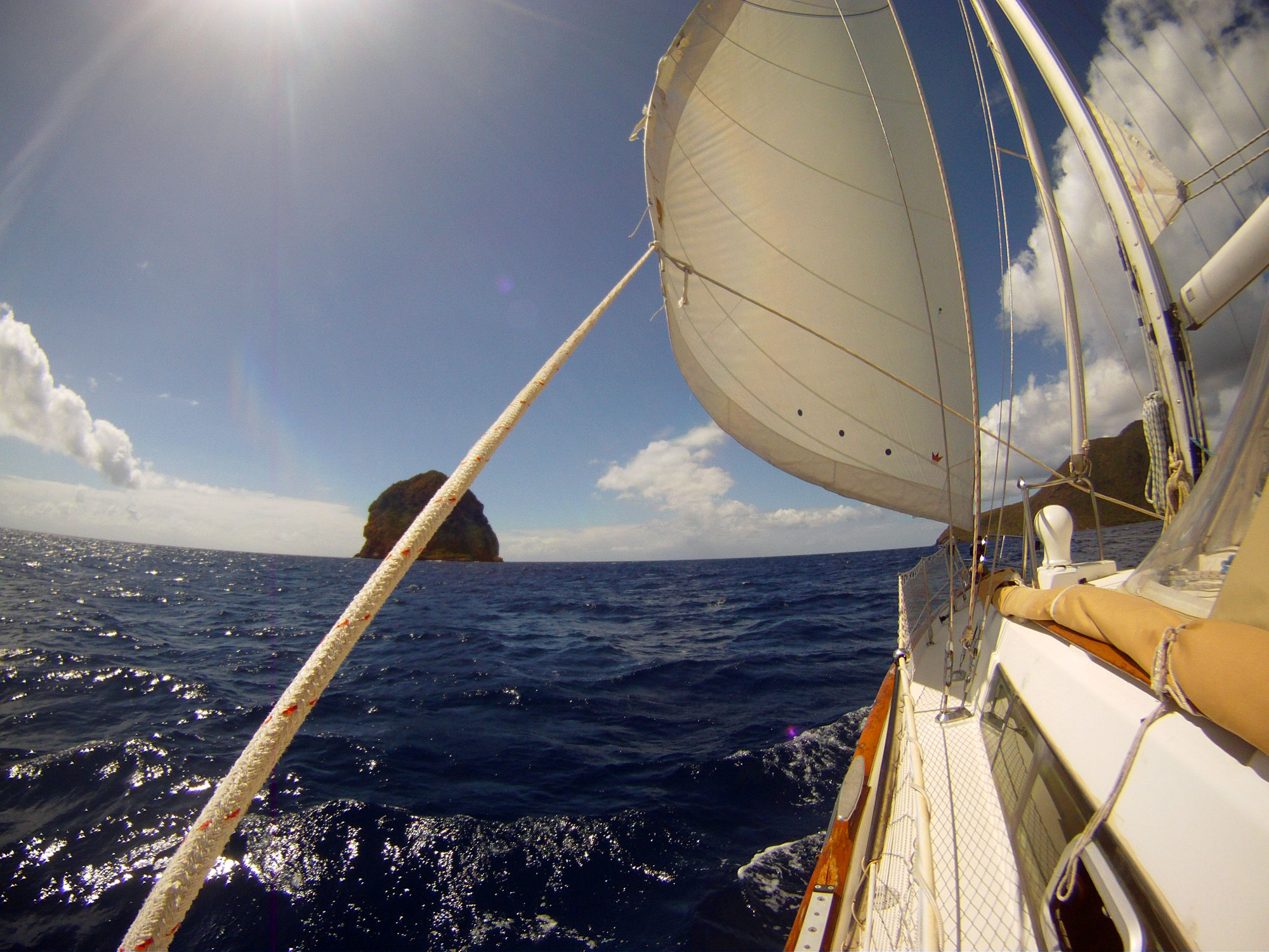 Sailing-the-caribbean