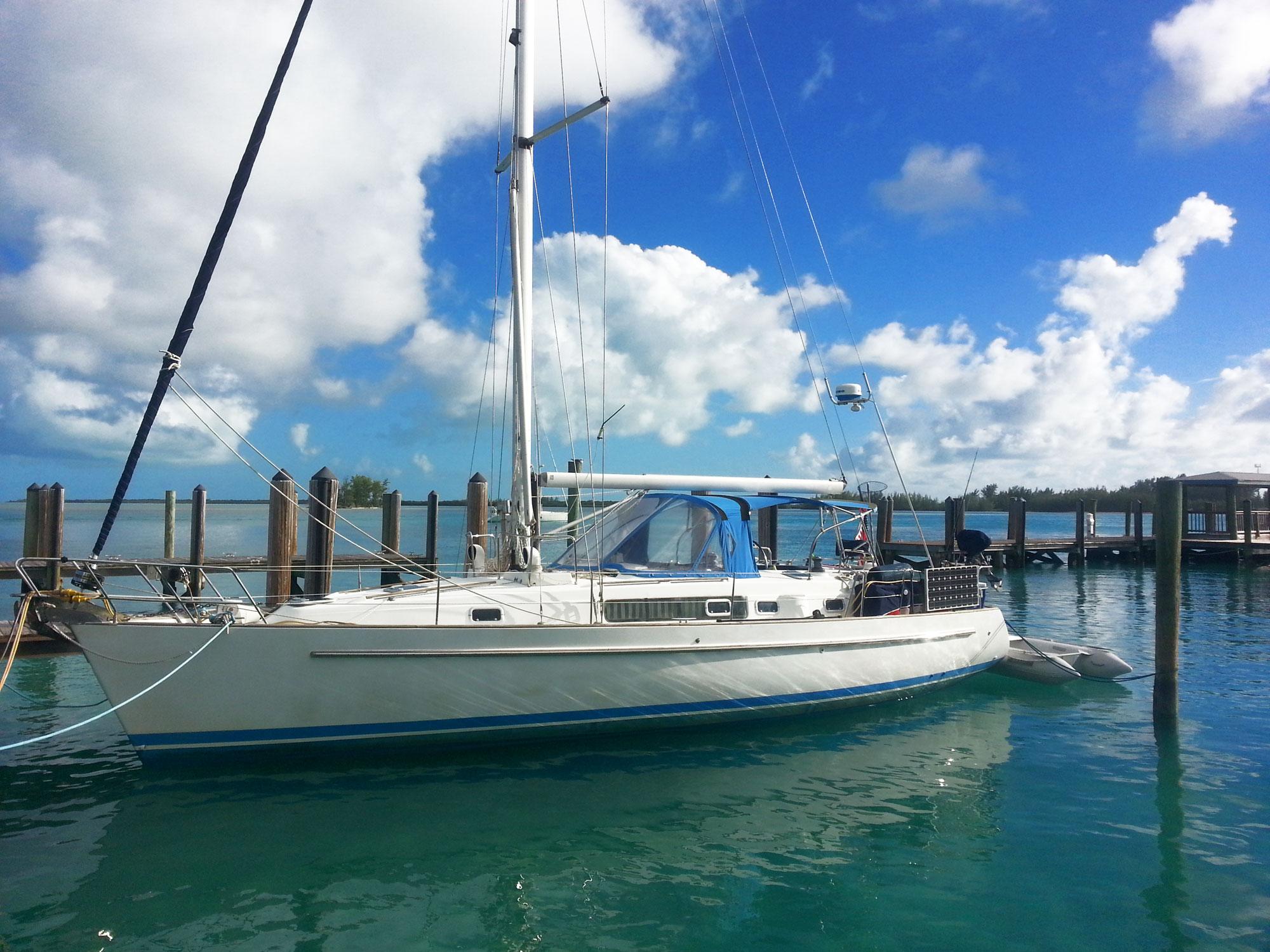 The-sailboat