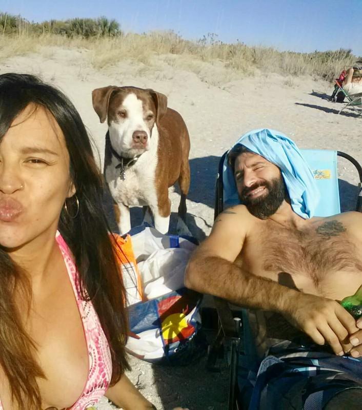 Venice dog beach