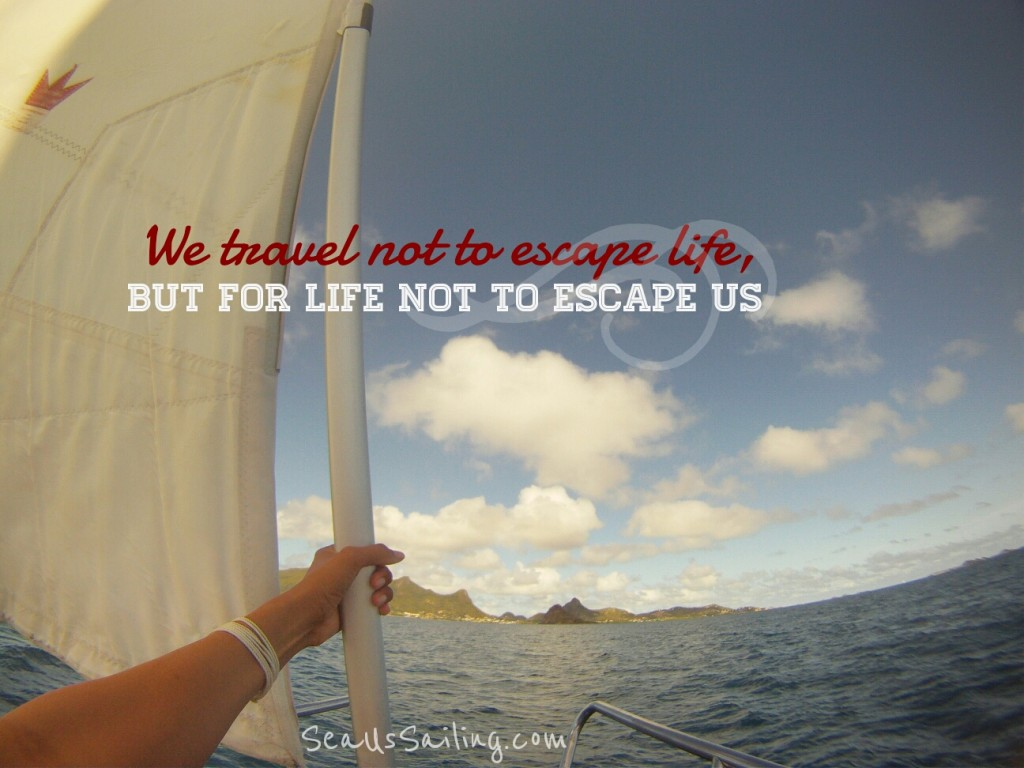 Quotes About Sailing And Life Inspiration Positive Quotes  Life With Less
